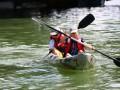 鸿洲国际游艇会之独木舟竞技