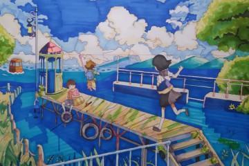珠海博格动画-学生作品展示2