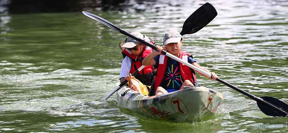 独木舟竞技1