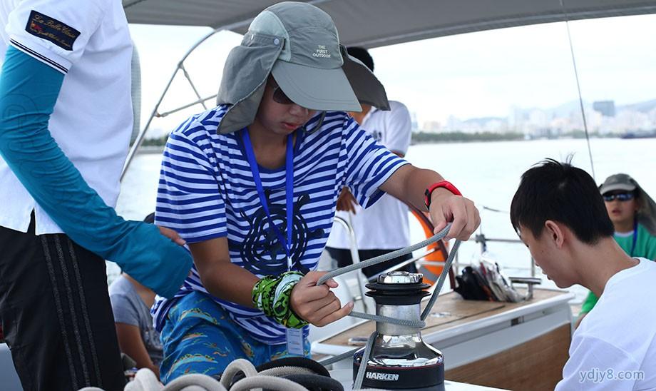 帆船培训3