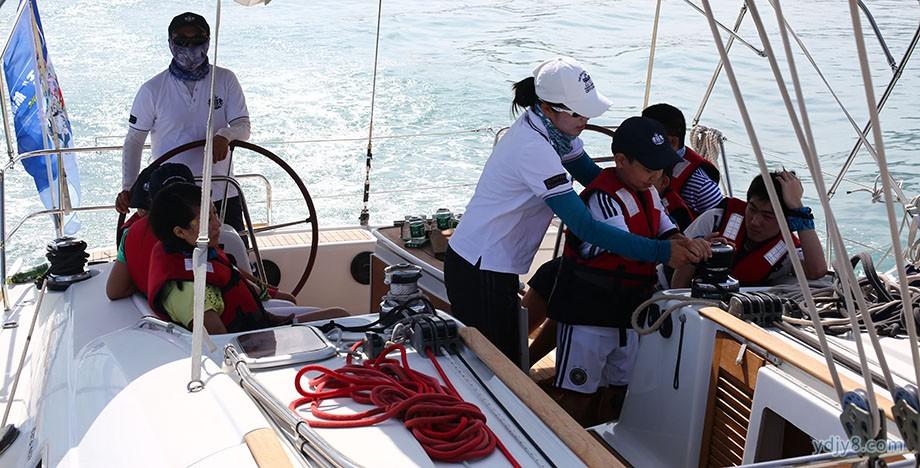 帆船培训2