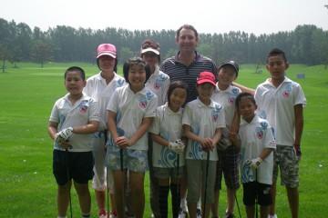 烟台南山—高尔夫球夏令营
