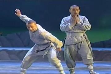 少林武僧团传奇