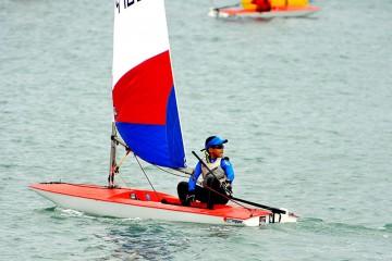 帆船课程+夏令营+体验