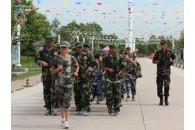 7天军事体验营- 青少年军事夏令营