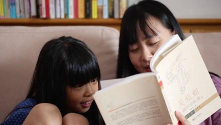 """童书妈妈三川玲:希望通过更多""""思想共振""""影响中国教育"""